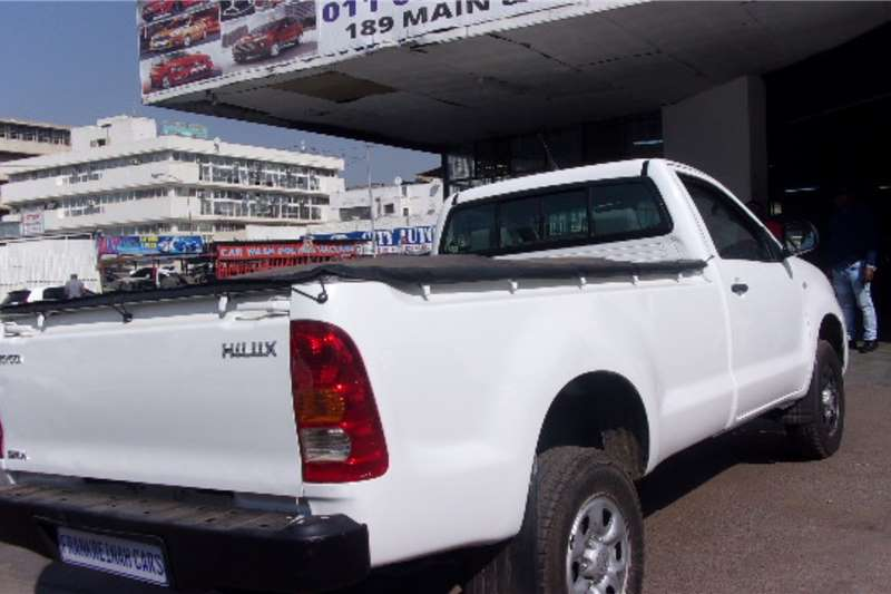 Used 0 Toyota Hilux Single Cab HILUX 2.8 GD 6 RAIDER 4X4 P/U S/C