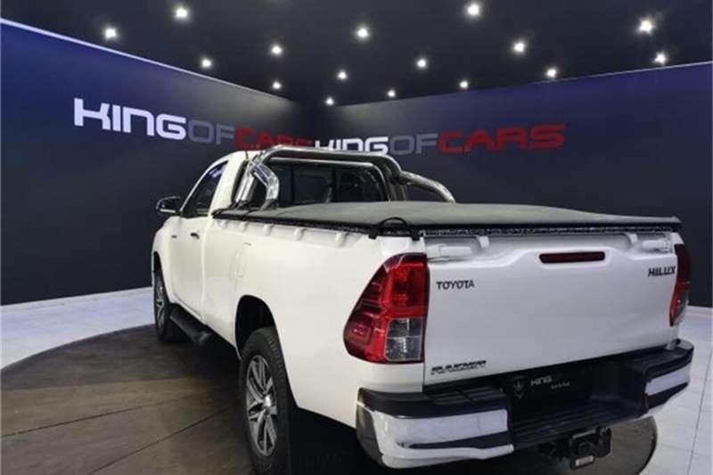 Used 2018 Toyota Hilux Single Cab HILUX 2.8 GD 6 RB RAIDER A/T P/U S/C