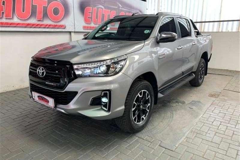 Toyota Hilux Single Cab HILUX 2.8 GD 6 RB RAIDER A/T P/U S/C 2019