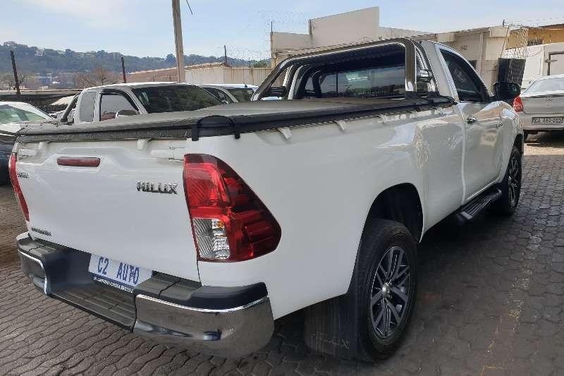 Used 2019 Toyota Hilux Single Cab HILUX 2.8 GD 6 RB RAIDER A/T P/U S/C