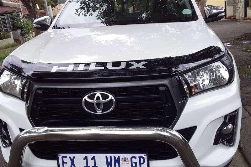Toyota Hilux Single Cab HILUX 2.8 GD 6 RB RAIDER P/U S/C 2017