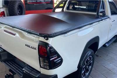 Used 2019 Toyota Hilux Single Cab