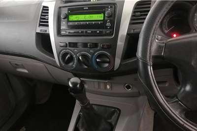 Used 2011 Toyota Hilux Single Cab