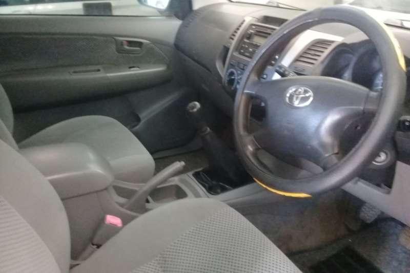 2006 Toyota Hilux single cab HILUX 2.7 VVTi RB SRX P/U S/C
