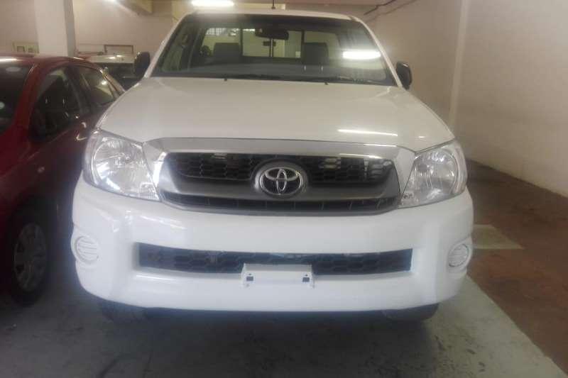 2013 Toyota Hilux single cab HILUX 2.0 VVTi A/C P/U S/C