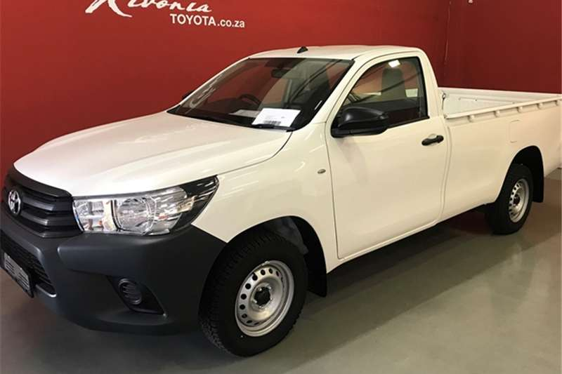 2019 Toyota Hilux single cab HILUX 2.4 GD 6 SR P/U S/C