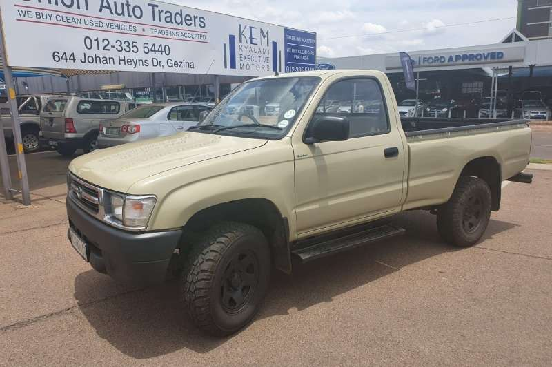 1998 Toyota Hilux single cab