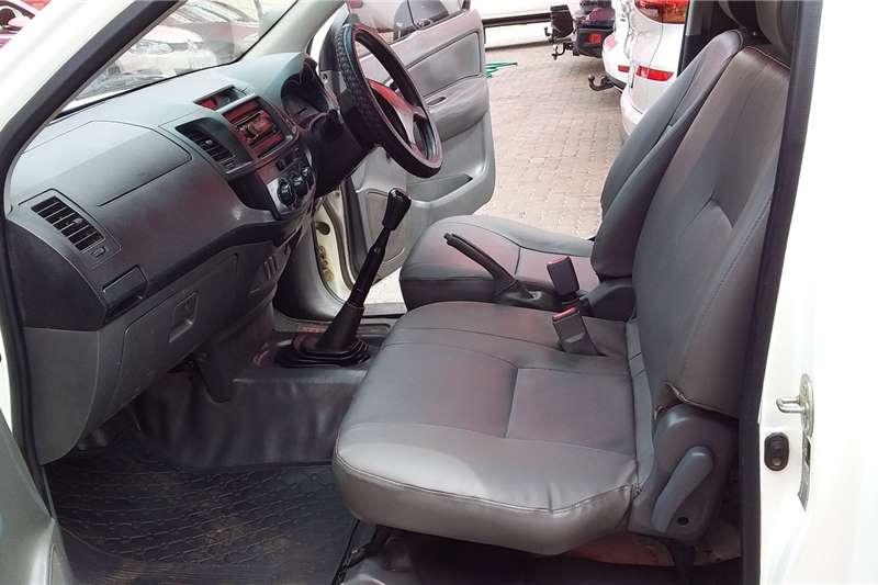 2011 Toyota Hilux single cab HILUX 2.4 GD A/C P/U S/C