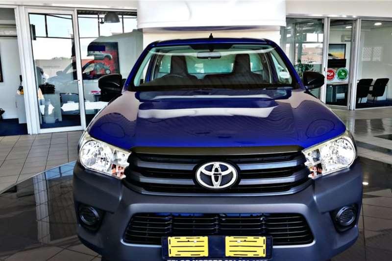 2019 Toyota Hilux single cab HILUX 2.0 VVTi P/U S/C