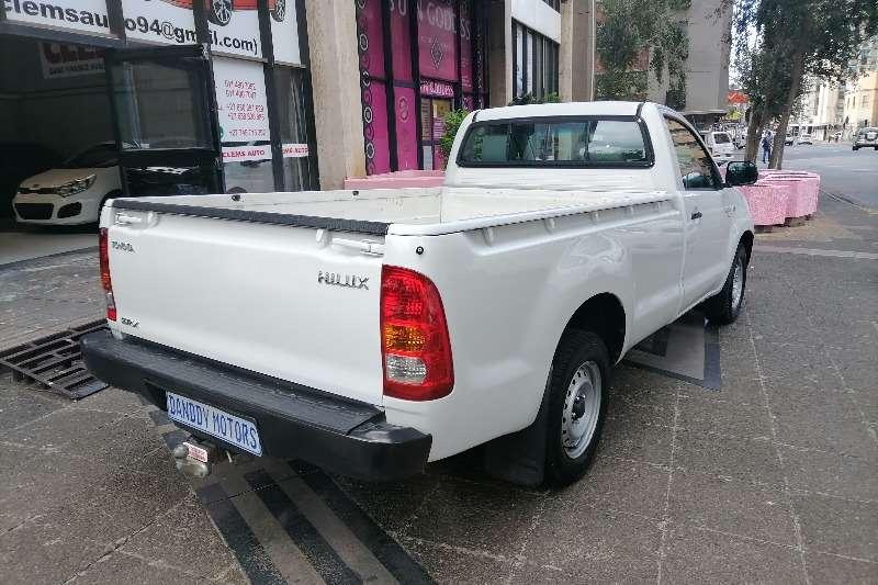 2008 Toyota Hilux single cab