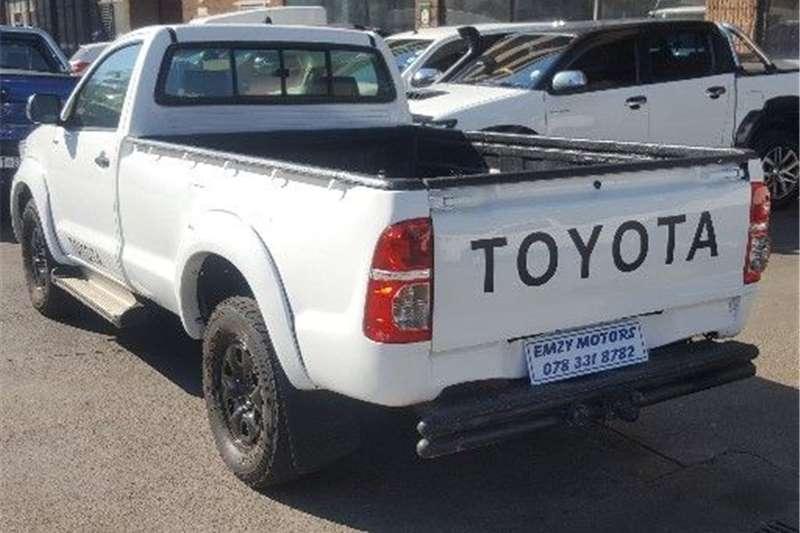 Used 0 Toyota Hilux Single Cab