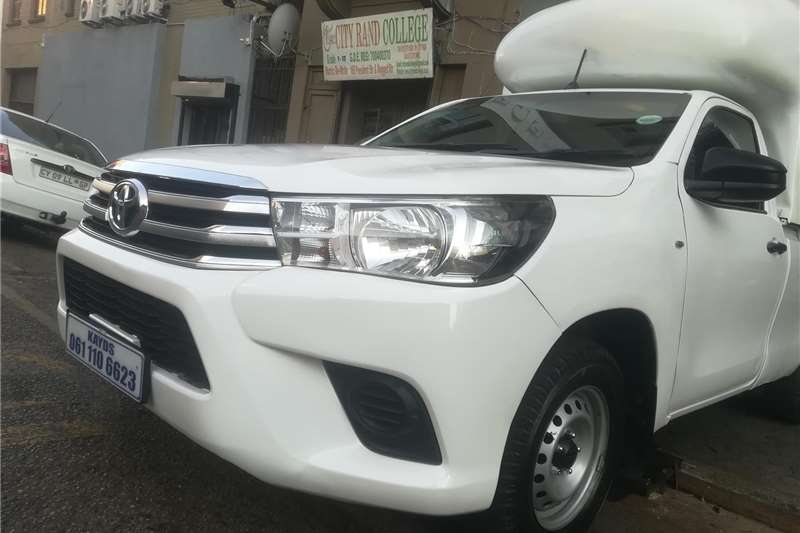 Used 0 Toyota Hilux Single Cab