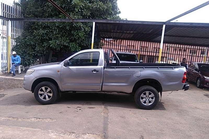 Used 2016 Toyota Hilux Single Cab