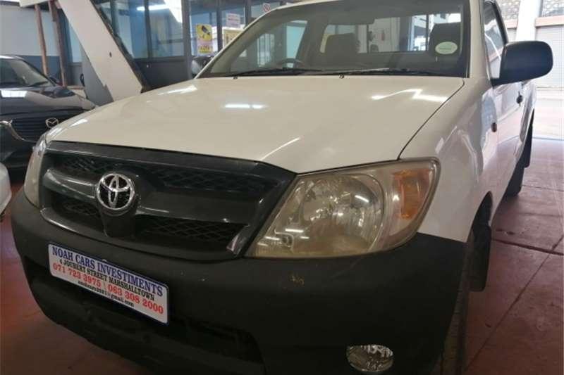 Used 2007 Toyota Hilux Single Cab