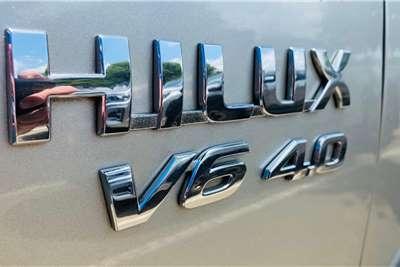 Toyota Hilux V6 4.0 double cab 4x4 Raider 2006