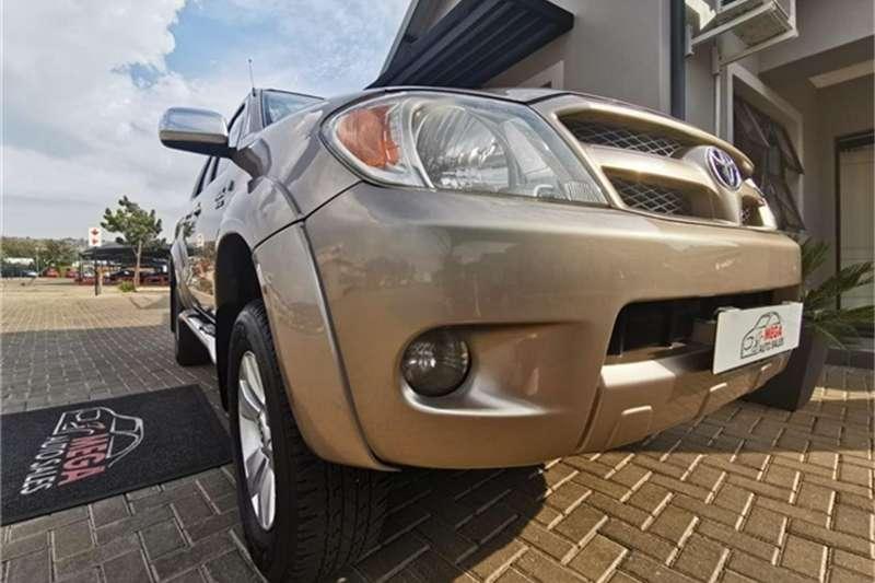Toyota Hilux V6 4.0 double cab 4x4 Raider 2007