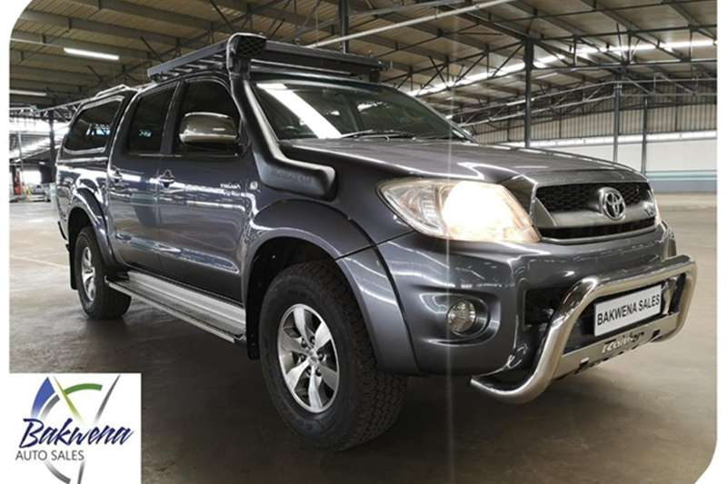 Toyota Hilux V6 4.0 double cab 4x4 Raider 2009
