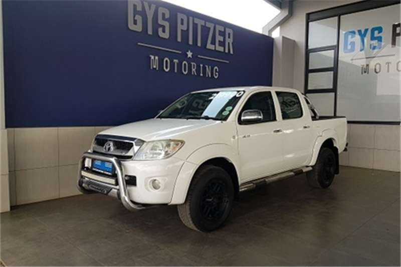 Toyota Hilux V6 4.0 double cab 4x4 Raider 2011