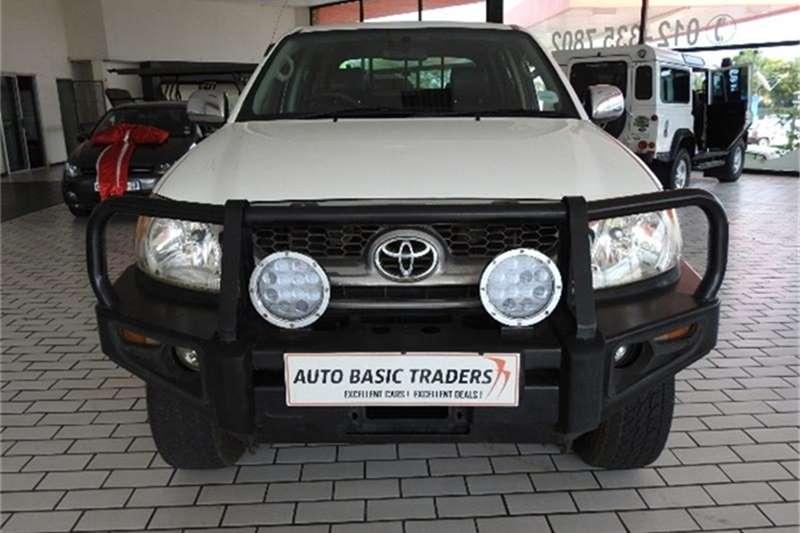 Toyota Hilux V6 4.0 double cab 4x4 Raider automatic 2005