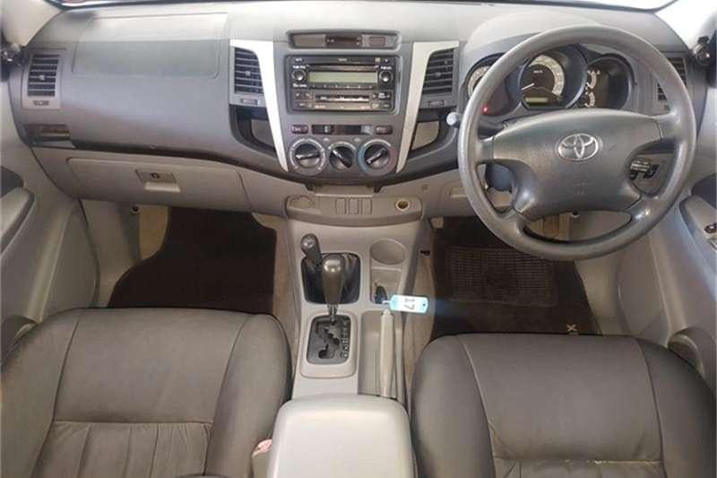 Toyota Hilux V6 4.0 double cab 4x4 Raider automatic 2006
