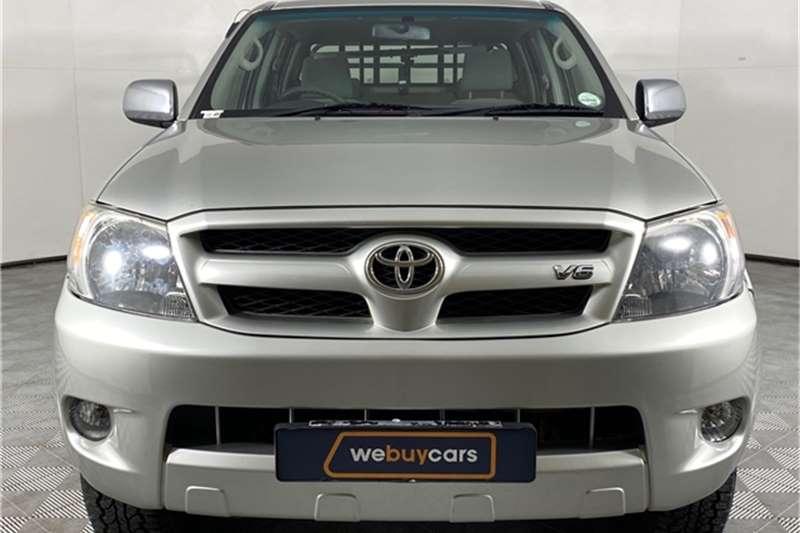 2006 Toyota Hilux Hilux V6 4.0 double cab 4x4 Raider automatic
