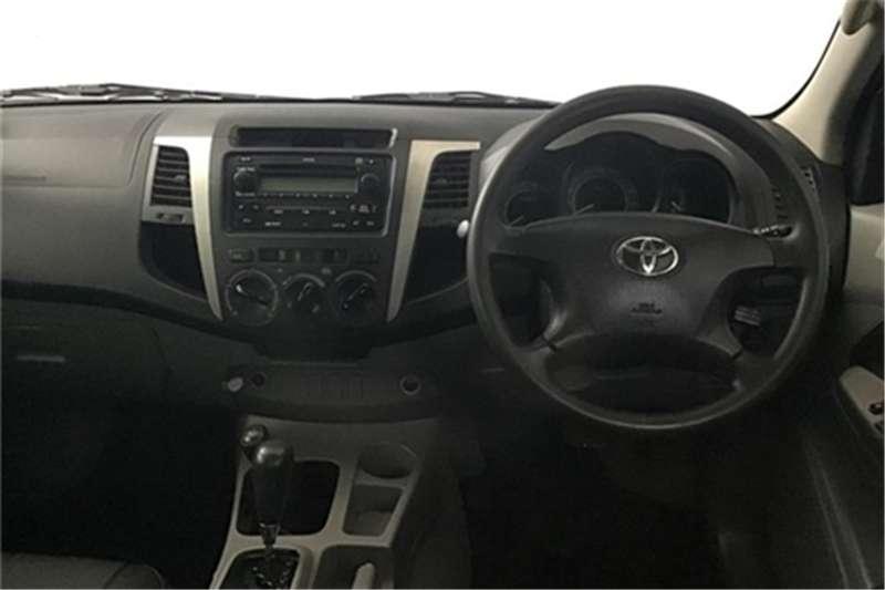 Toyota Hilux V6 4.0 double cab 4x4 Raider automatic 2007