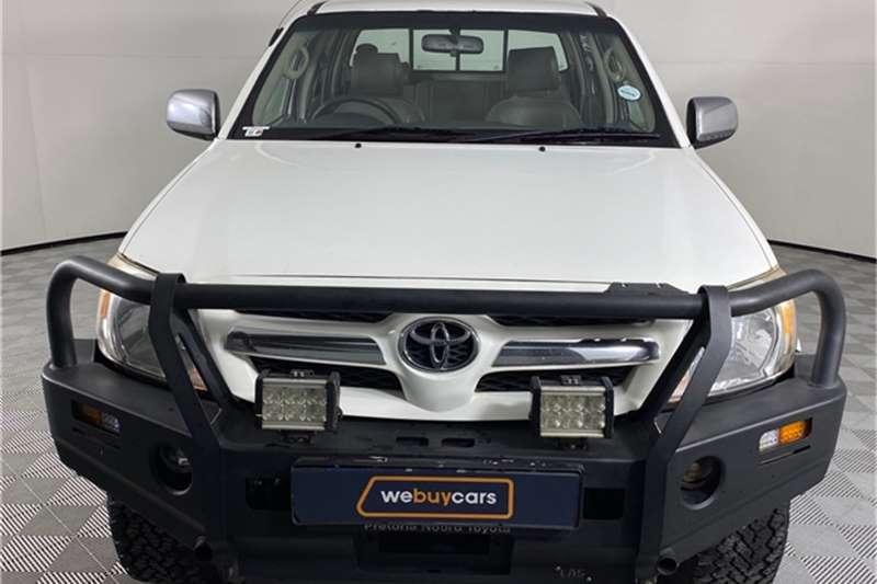 2008 Toyota Hilux Hilux V6 4.0 double cab 4x4 Raider automatic