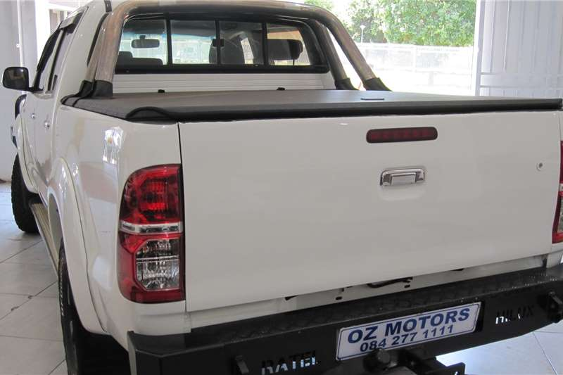 Toyota Hilux V6 4.0 double cab 4x4 Raider automatic 2010