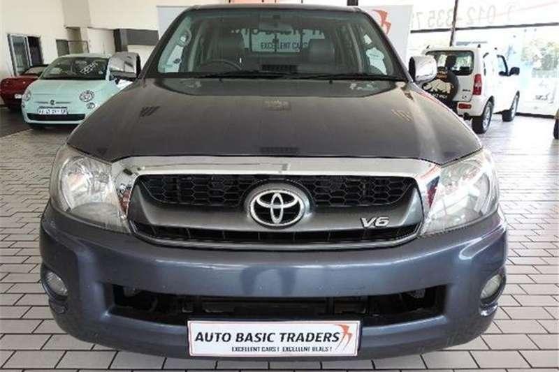 Toyota Hilux V6 4.0 double cab Raider 2008