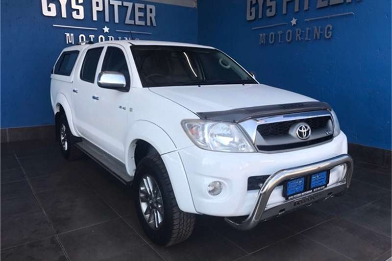 Toyota Hilux V6 4.0 double cab Raider 2010
