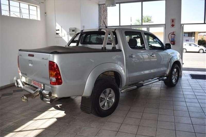 Toyota Hilux V6 4.0 Double Cab Raider Legend 40 2010
