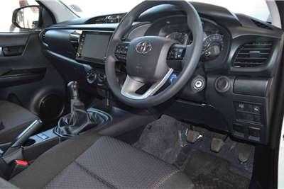 Used 2021 Toyota Hilux Xtra Cab