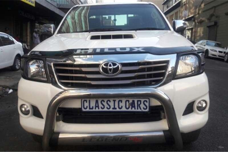 Toyota Hilux Xtra Cab 2.4 xtra cap 2015