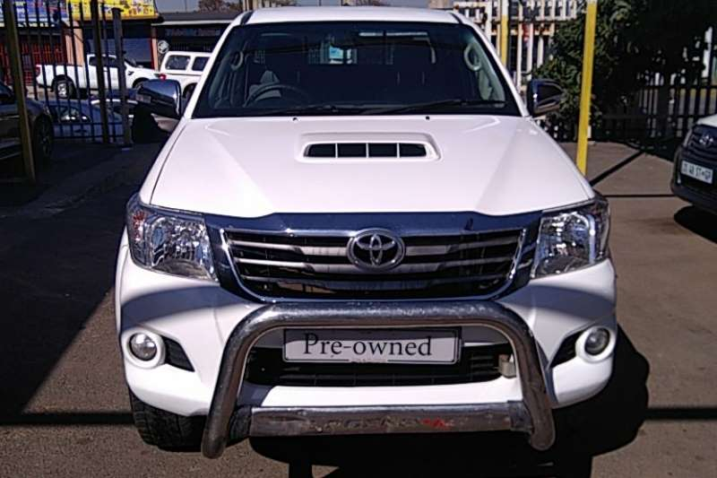 Used 2014 Toyota Hilux Xtra Cab