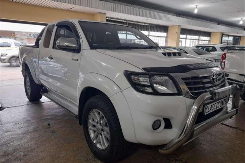 Used 2015 Toyota Hilux Xtra Cab