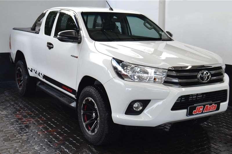 Used 2018 Toyota Hilux Xtra Cab