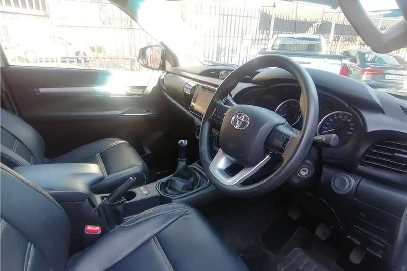 Used 2019 Toyota Hilux Xtra Cab