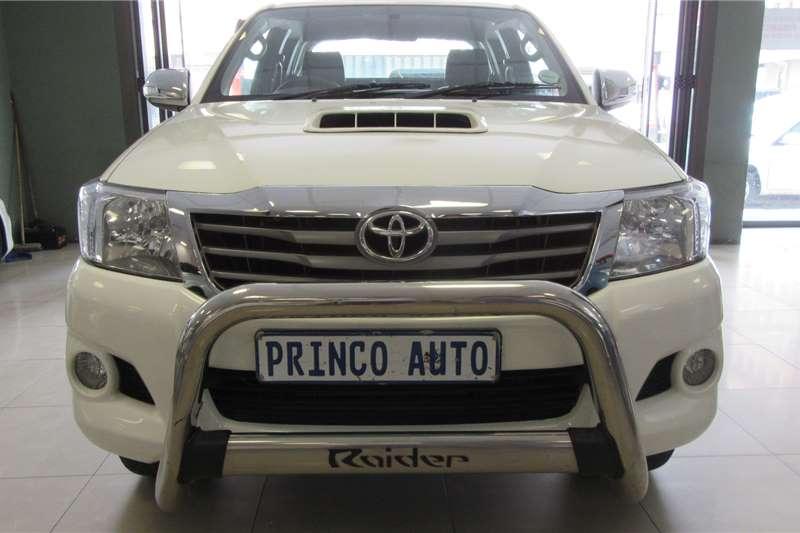 Toyota Hilux Xtra Cab 3.0 Diesel 2012