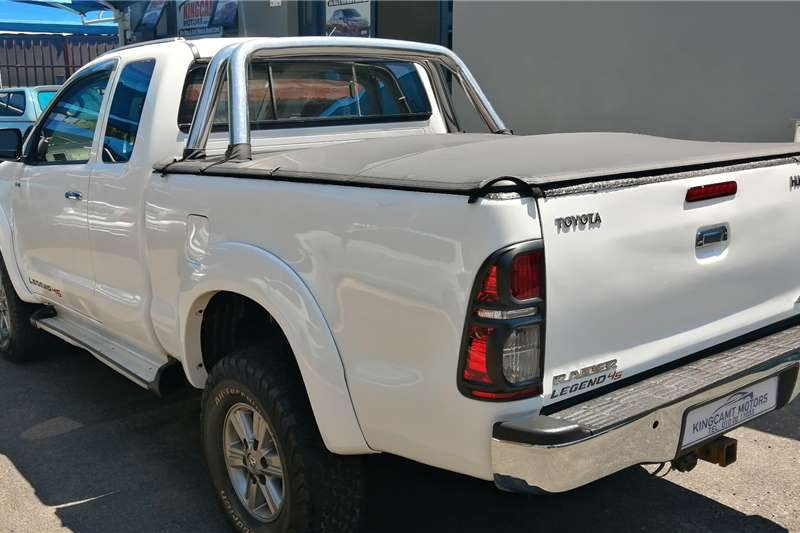 Used 2011 Toyota Hilux Xtra Cab