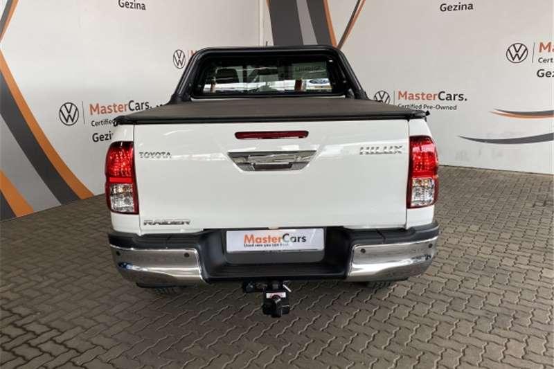Toyota Hilux Xtra Cab HILUX 2.4 GD 6 RB RAIDER A/T P/U E/CAB 2020