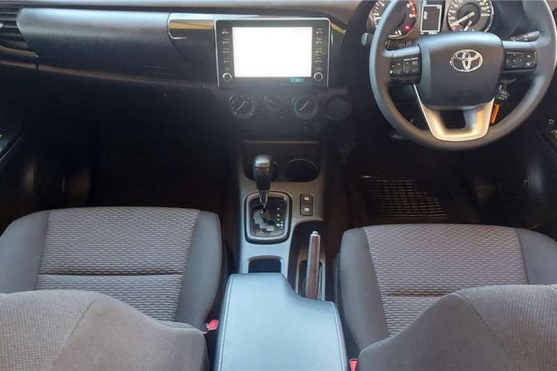 Used 2021 Toyota Hilux Xtra Cab HILUX 2.4 GD 6 RB RAIDER A/T P/U E/CAB