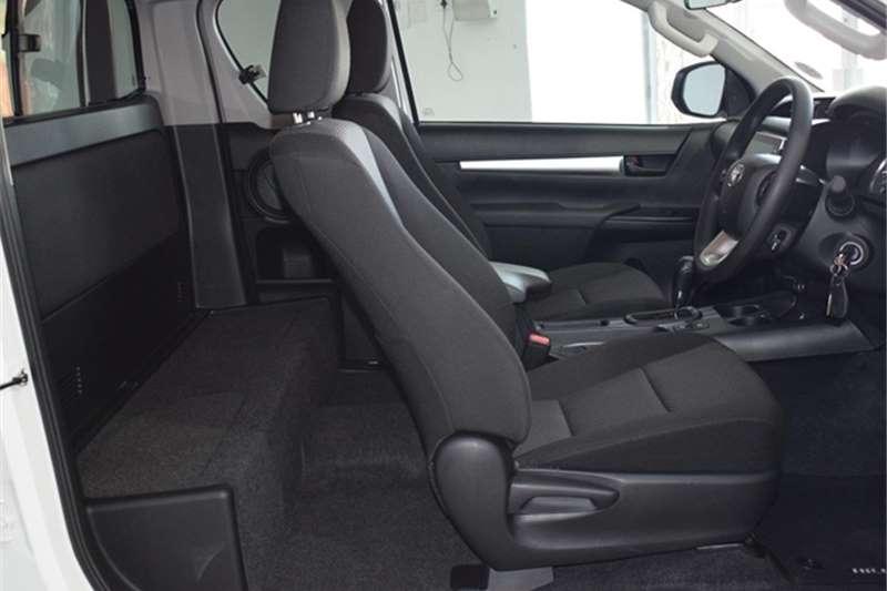 2021 Toyota Hilux Xtra cab HILUX 2.4 GD-6 RB RAIDER A/T P/U E/CAB