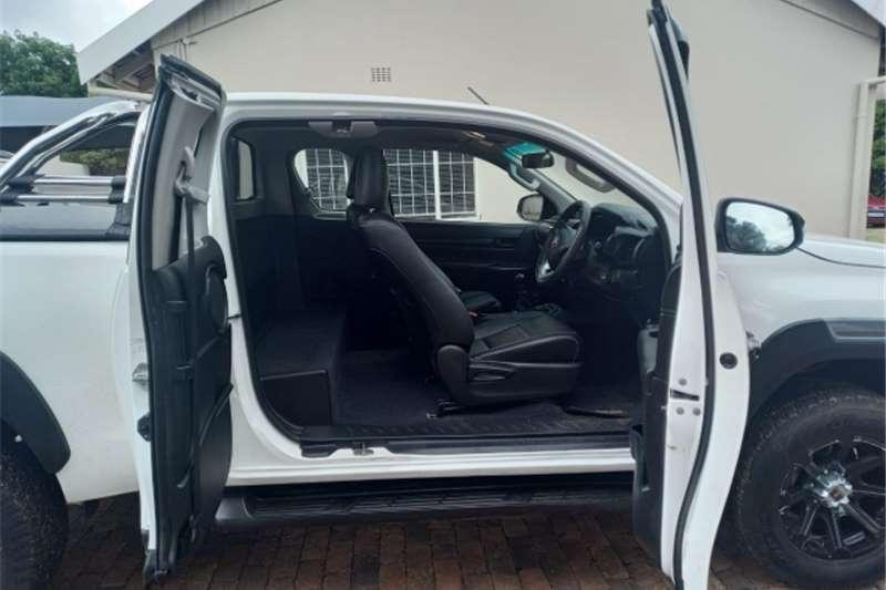 Used 2016 Toyota Hilux Xtra Cab HILUX 2.4 GD 6 RB RAIDER P/U E/CAB
