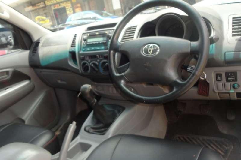 Used 2012 Toyota Hilux Xtra Cab HILUX 2.4 GD 6 RB SRX A/T P/U E/CAB