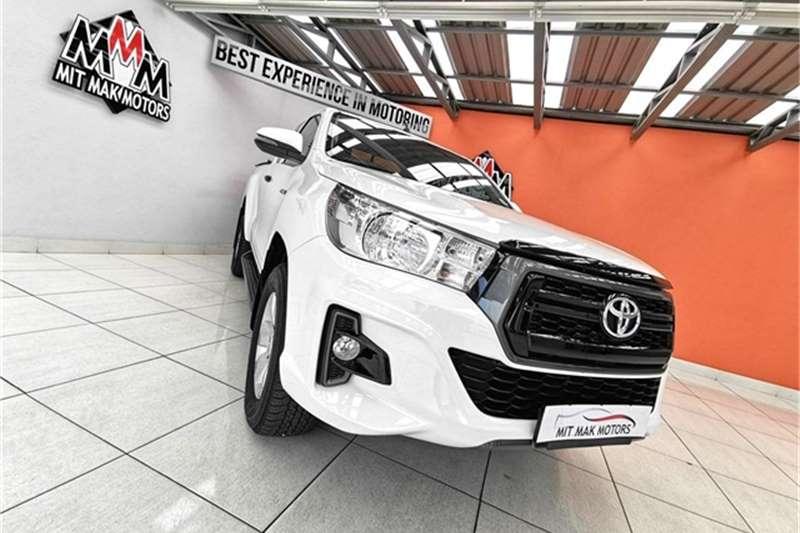2019 Toyota Hilux Xtra cab HILUX 2.4 GD-6 RB SRX A/T P/U E/CAB