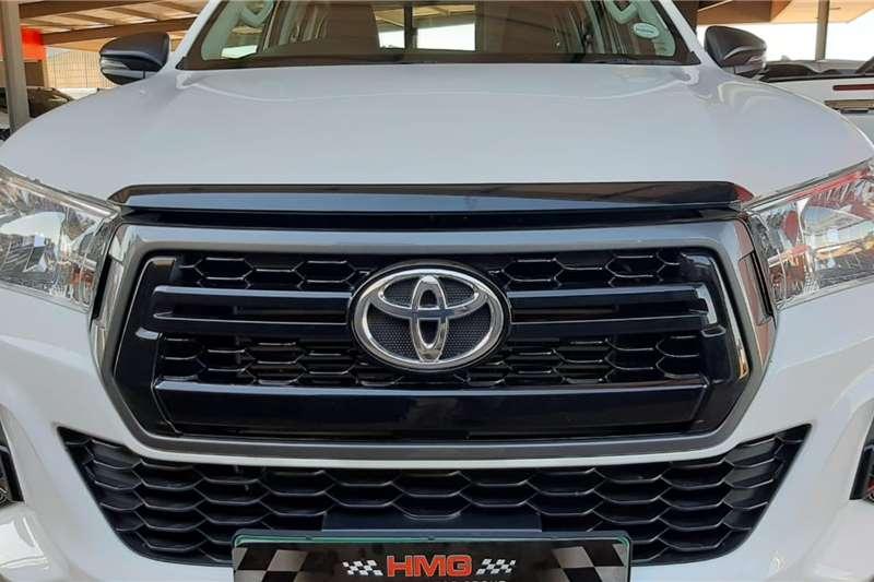 Used 2019 Toyota Hilux Xtra Cab HILUX 2.4 GD 6 RB SRX A/T P/U E/CAB