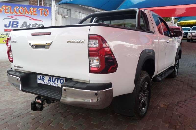 Used 2021 Toyota Hilux Xtra Cab HILUX 2.4 GD 6 RB SRX A/T P/U E/CAB