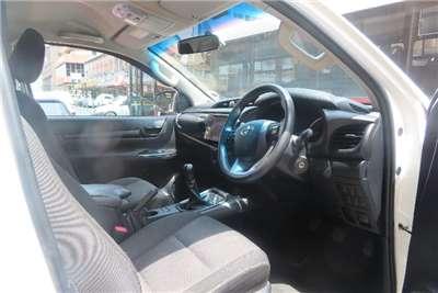 Toyota Hilux Xtra Cab HILUX 2.4 GD 6 RB SRX P/U E/CAB 2016