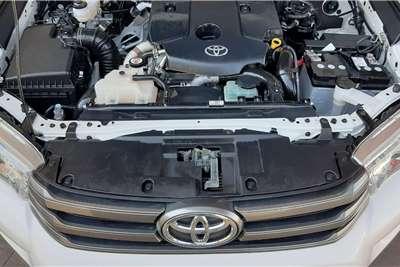 Toyota Hilux Xtra cab HILUX 2.4 GD-6 RB SRX P/U E/CAB 2018