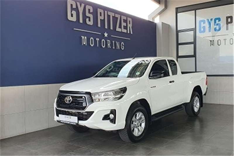 Toyota Hilux Xtra cab HILUX 2.4 GD-6 RB SRX P/U E/CAB 2019